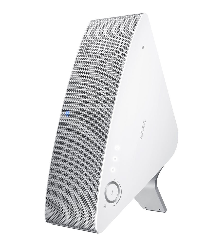 Enceinte de salon sans fil samsung wam 751 blanc top achat for Enceinte bluetooth de salon