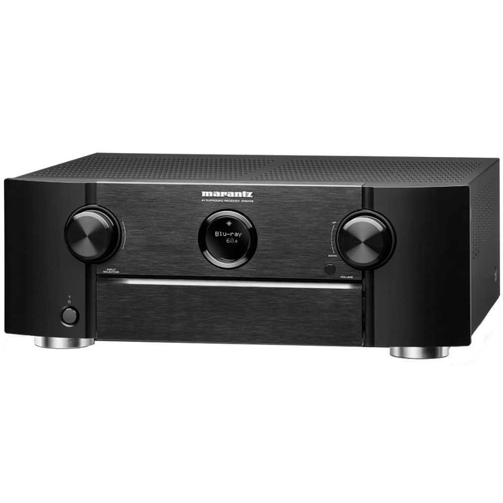 ampli audio vid o marantz sr6009 noir top achat. Black Bedroom Furniture Sets. Home Design Ideas