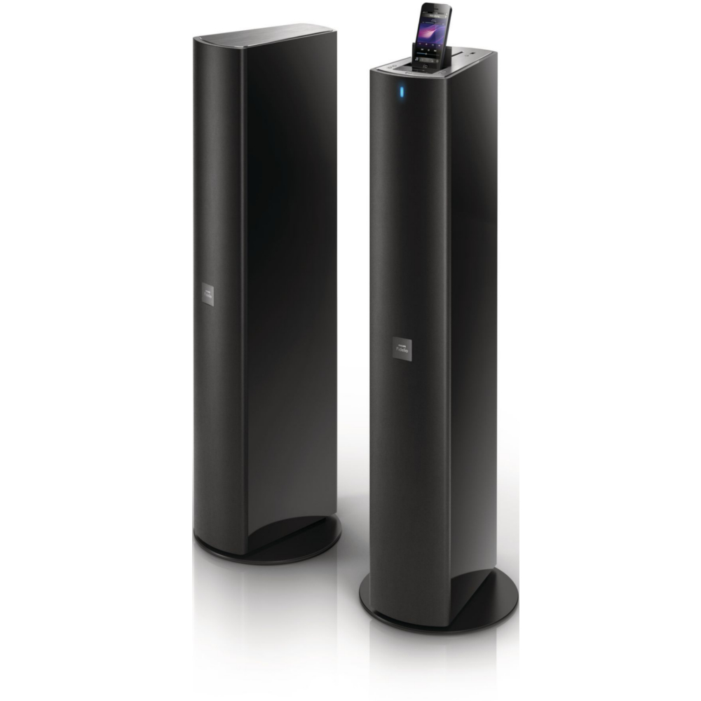 cha ne hifi colonne philips fidelio dtm 9030 top achat. Black Bedroom Furniture Sets. Home Design Ideas