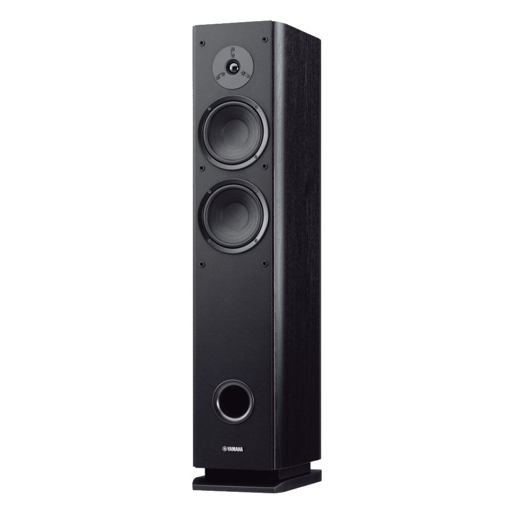 enceinte colonne yamaha ns f160 noir top achat. Black Bedroom Furniture Sets. Home Design Ideas