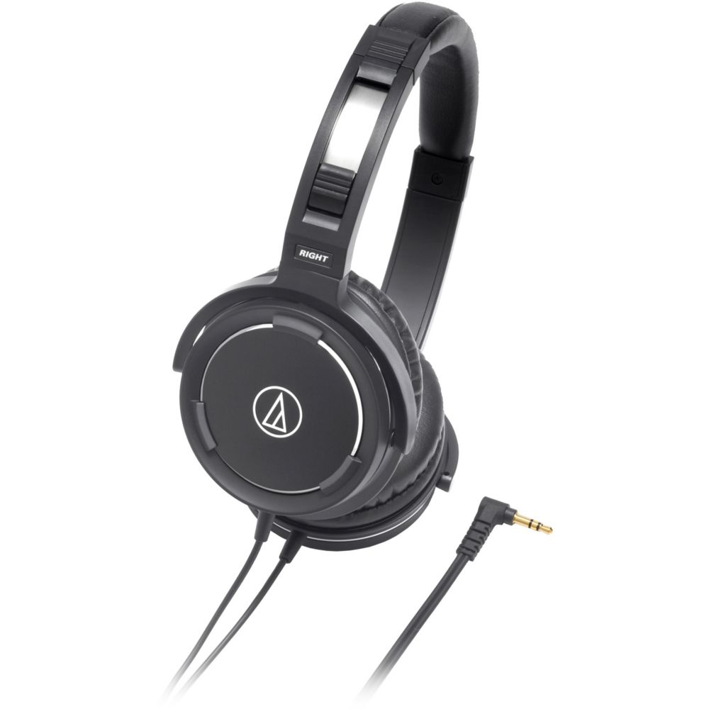 casque nomade audio technica ath ws55 noir top achat. Black Bedroom Furniture Sets. Home Design Ideas