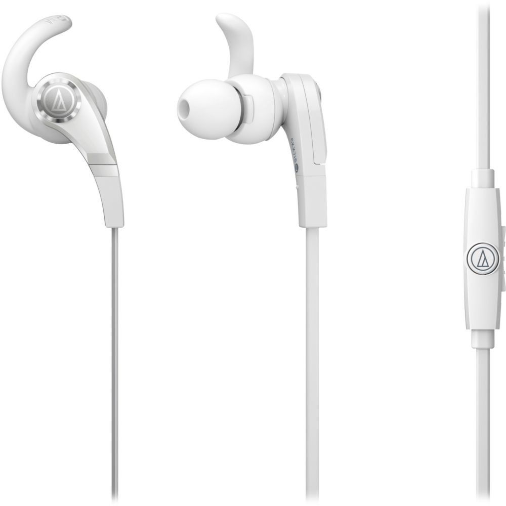 ecouteurs intra auriculaire audio technica ath ckx7is blanc top achat. Black Bedroom Furniture Sets. Home Design Ideas