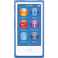 Apple iPod Nano 16 Go - Bleu