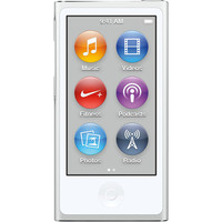 Apple iPod Nano 16 Go - Argent