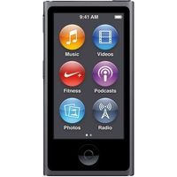 Apple iPod Nano 16 Go - Gris Sid�ral