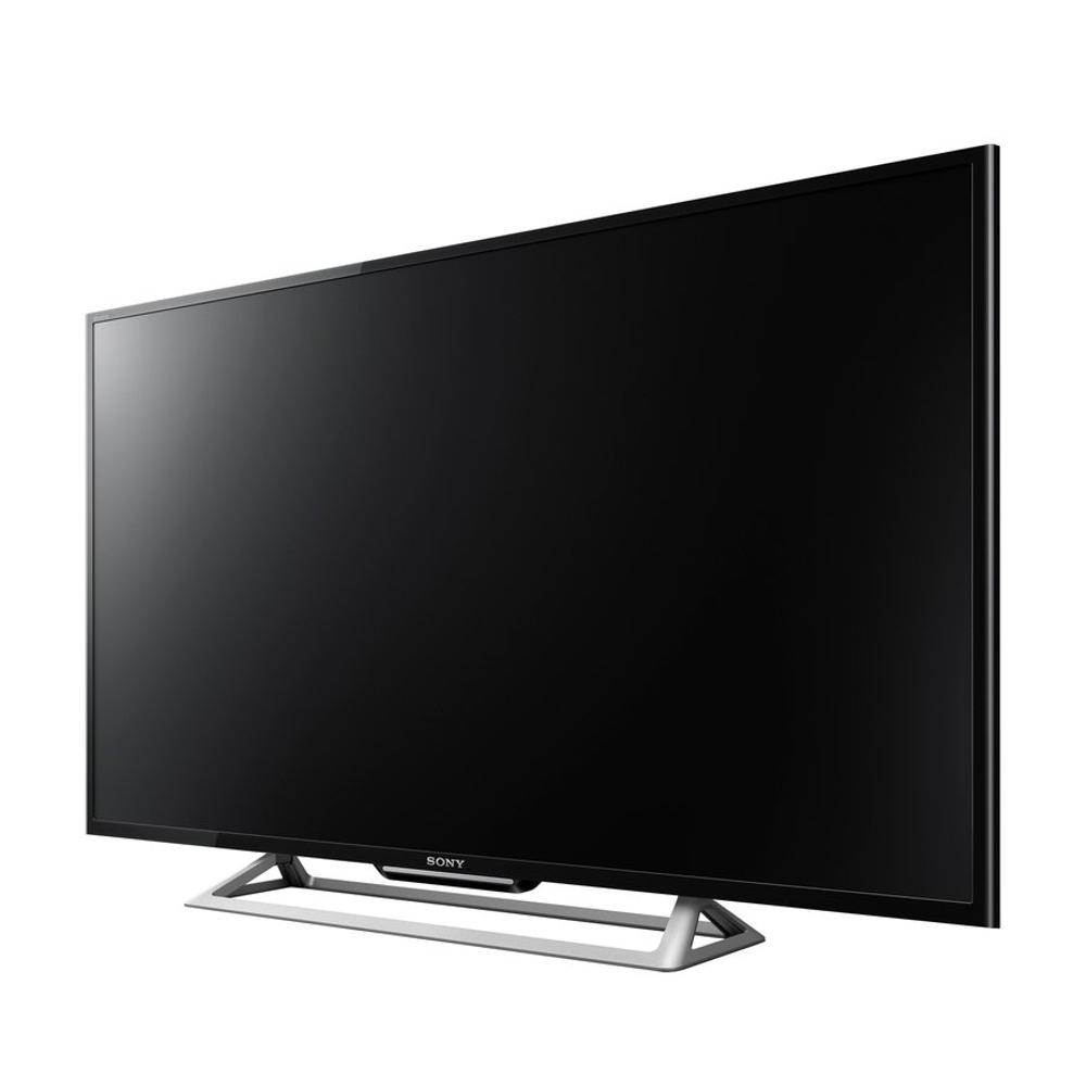 sony kdl 32r505cbaep socle argent tv led tv televiseurs. Black Bedroom Furniture Sets. Home Design Ideas