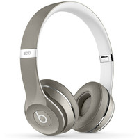 Beats Solo 2 Edition Luxe - Argent
