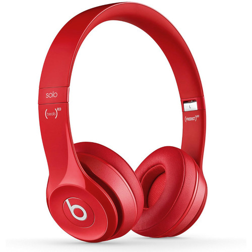 Beats Solo 2 - Rouge
