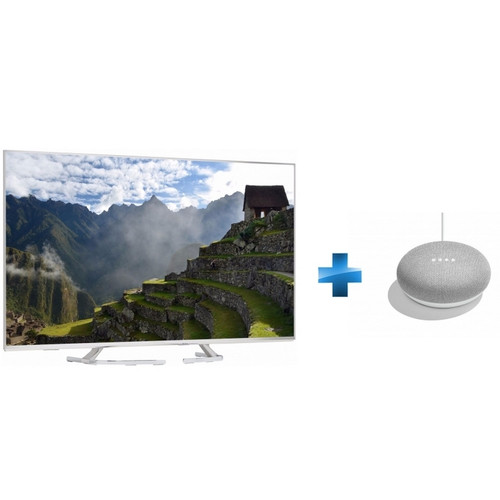 Panasonic TX-50EX700E + Google Home Mini Gris