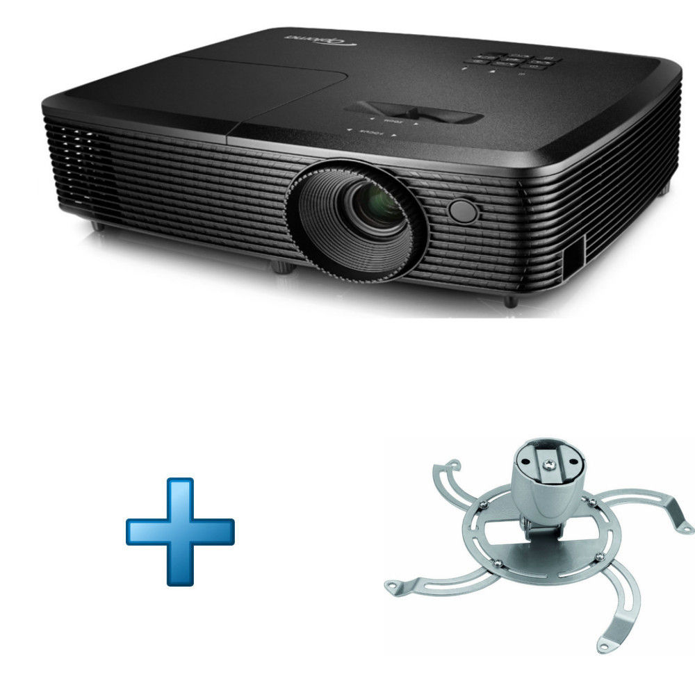 Optoma ds347 support plafond barkan 90 achat pas cher avis - Support plafond videoprojecteur optoma ...