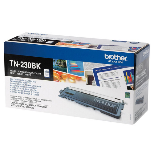 Toner Noir TN-230BK, Brother