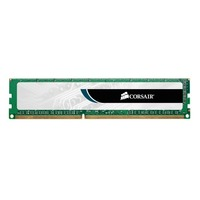 DDR3 Corsair Value Select - 4 Go 1333 MHz - CAS 9