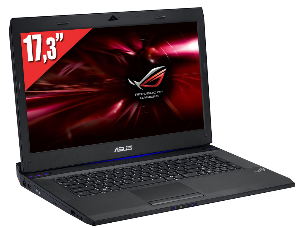 pc portable rog g73jw ty125v 17 3 asus top achat. Black Bedroom Furniture Sets. Home Design Ideas