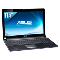 PC Portable Asus N73JQ-TY162V, 17.3""