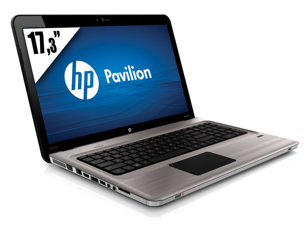 pc portable hp pavilion dv7 4171sf 17 3 50 euros. Black Bedroom Furniture Sets. Home Design Ideas