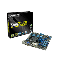 Carte m�re Asus M5A78L-M/USB3