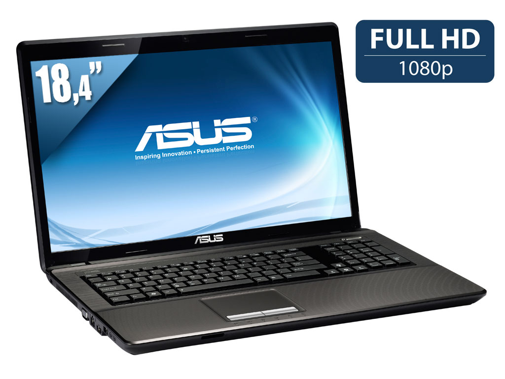 pc portable asus x93sv yz101v 18 4 39 full hd top achat. Black Bedroom Furniture Sets. Home Design Ideas