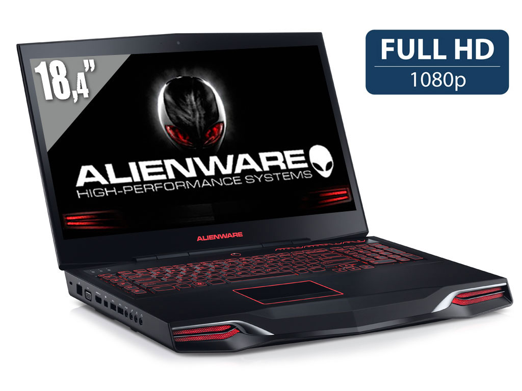 pc portable alienware m18x 18 4 full hd casque micro razer offert top achat. Black Bedroom Furniture Sets. Home Design Ideas