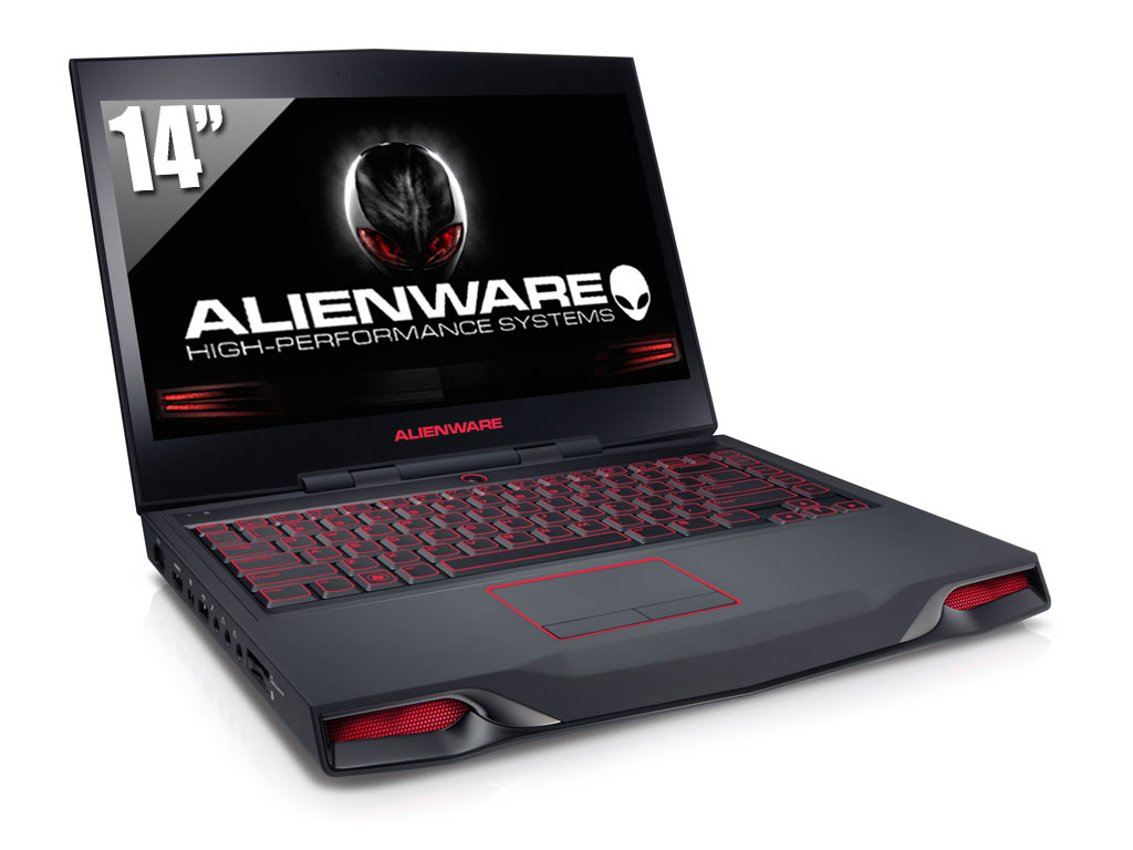 pc ultra portable alienware m14x 14 top achat. Black Bedroom Furniture Sets. Home Design Ideas