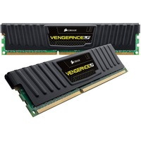 DDR3 Corsair Vengeance Low Profile - 8 Go (2 x 4 Go) 1600 MHz - CAS 9