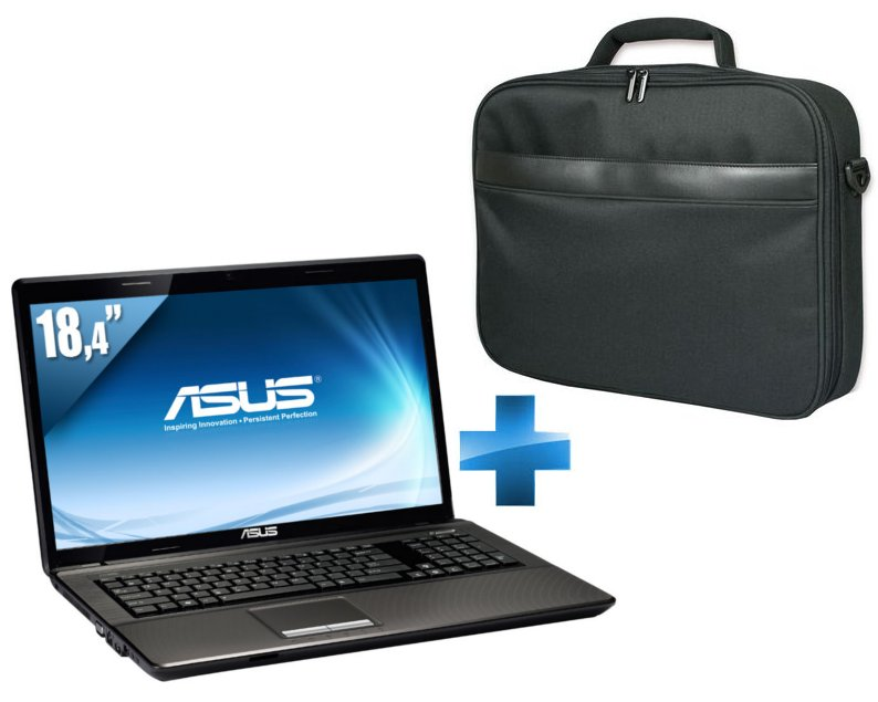 pc portable asus x93sv yz181v 18 4 full hd sacoche port design top achat. Black Bedroom Furniture Sets. Home Design Ideas