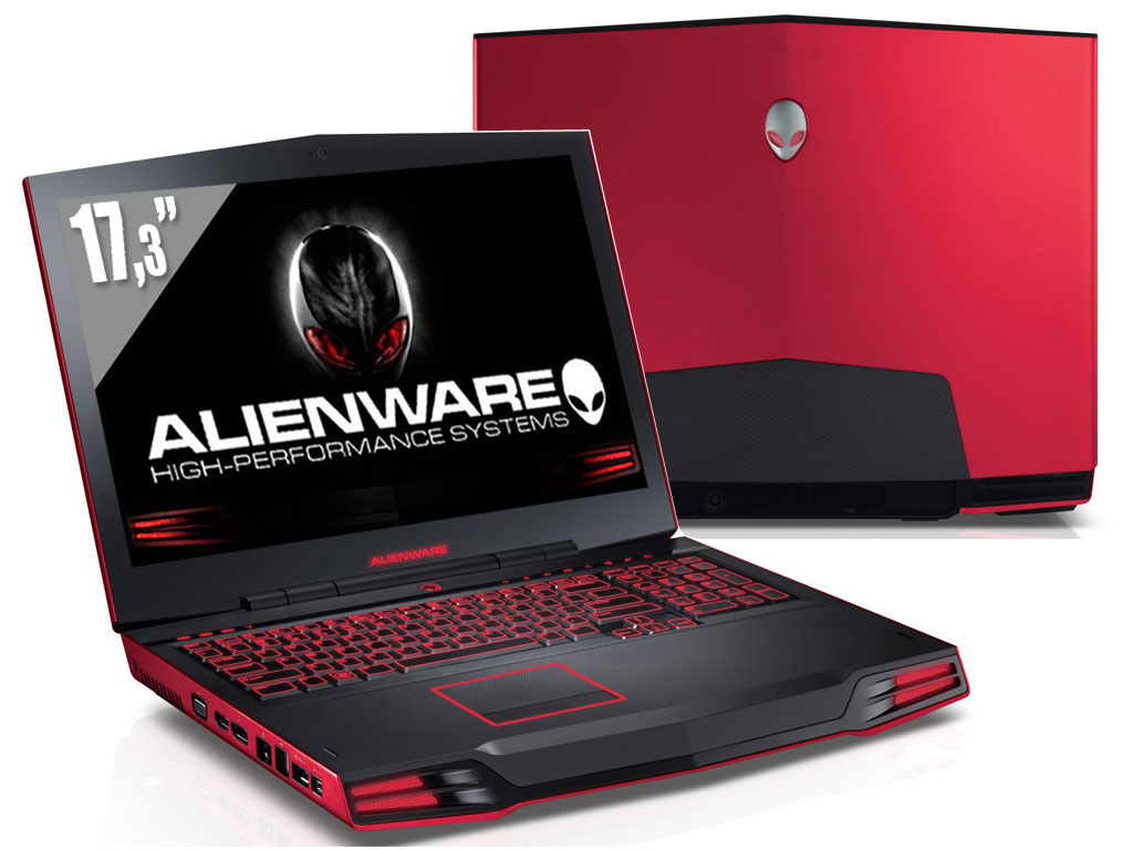 pc portable alienware m17x rouge 17 3 full hd casque micro razer offert top achat. Black Bedroom Furniture Sets. Home Design Ideas