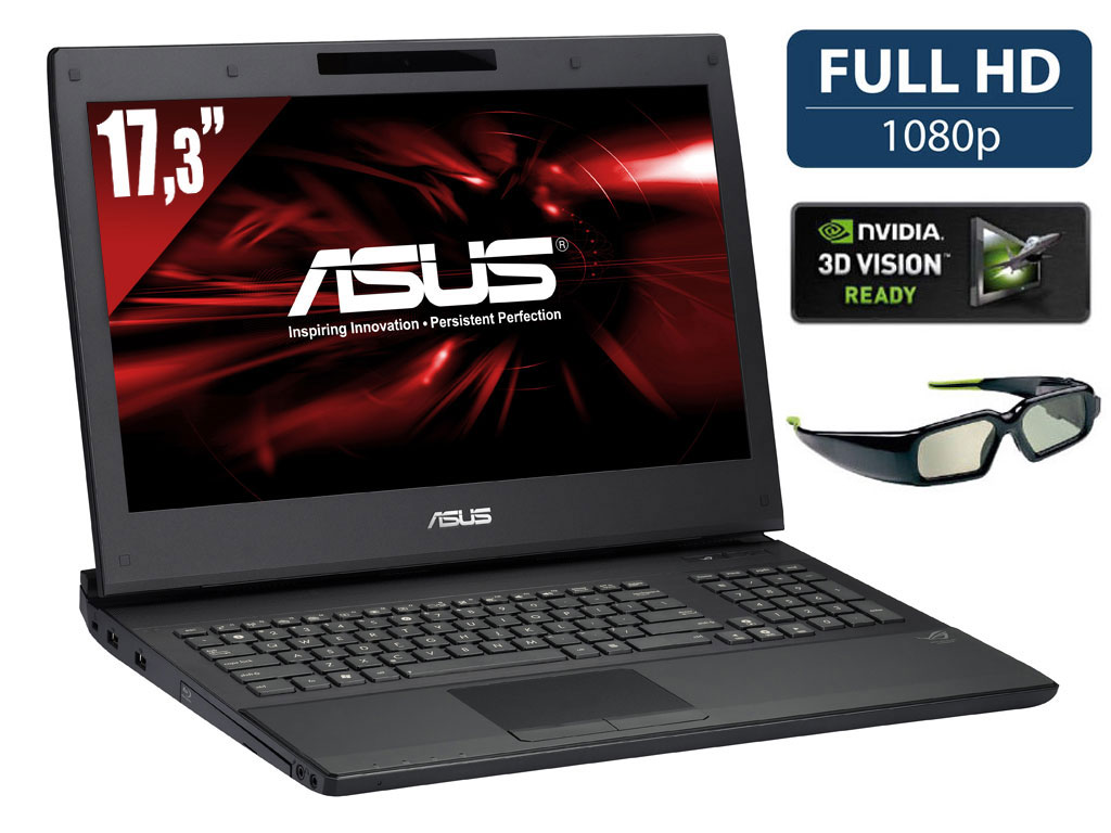 pc portable asus rog g74sx 91268v 17 3 full hd 3d kit. Black Bedroom Furniture Sets. Home Design Ideas
