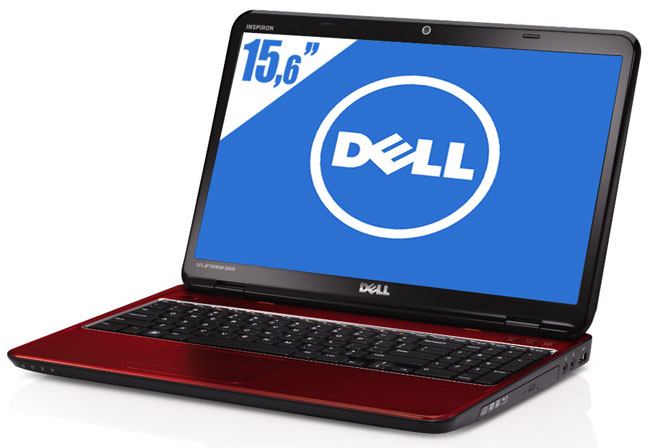 pc portable dell inspiron 15r rouge 15 6 top achat. Black Bedroom Furniture Sets. Home Design Ideas