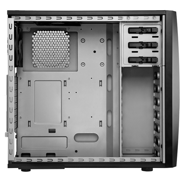 Bo�tier PC Antec Three Hundred Two, Noir