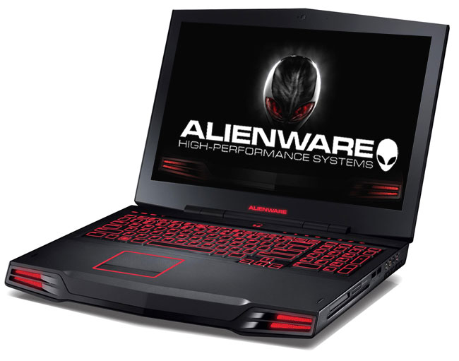 pc portable alienware m17x 17 3 full hd 3d noir top achat. Black Bedroom Furniture Sets. Home Design Ideas