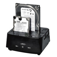 Dock disques durs Advance Dual Easy Docking