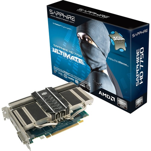 Carte graphique Sapphire Radeon HD 7750 Ultimate, 1 Go