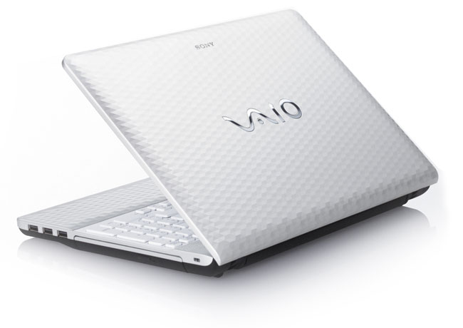 pc portable sony vaio vpc eh3k1e w 15 5 blanc top achat. Black Bedroom Furniture Sets. Home Design Ideas