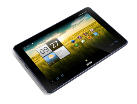 Acer Iconia Tab A200, Gris, 32 Go