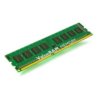 DDR3 Kingston ValueRAM, 4 Go, 1333 MHz, CAS 9