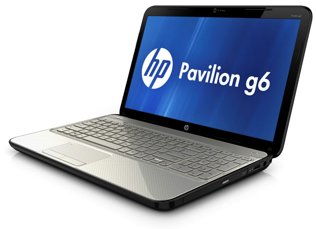 pc portable hp pavilion g6 2144sf blanc 15 6 microsoft office 2010 top achat. Black Bedroom Furniture Sets. Home Design Ideas