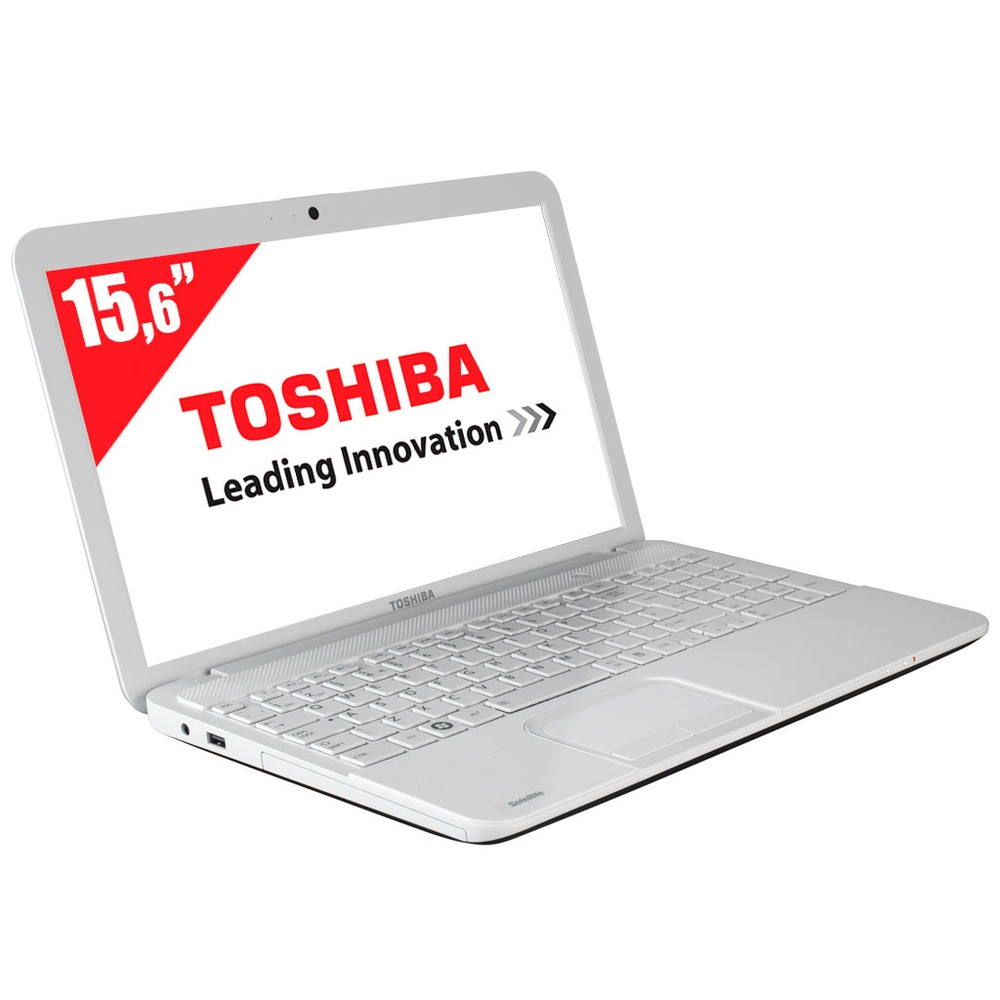 toshiba satellite c855d 135 blanc 15 6 hd top achat. Black Bedroom Furniture Sets. Home Design Ideas