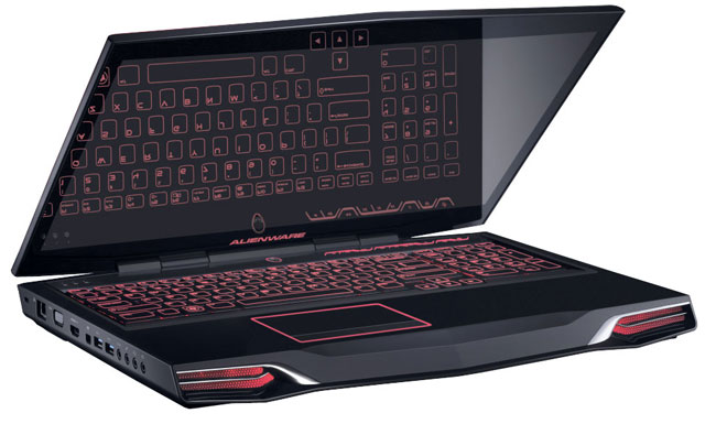 pc portable alienware m17x 4985 mlk 17 3 top achat. Black Bedroom Furniture Sets. Home Design Ideas