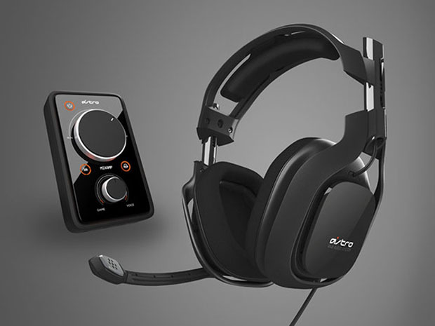 Astro Gaming Astro A40 + MixAmpDolby 7.1, Noir | Top Achat