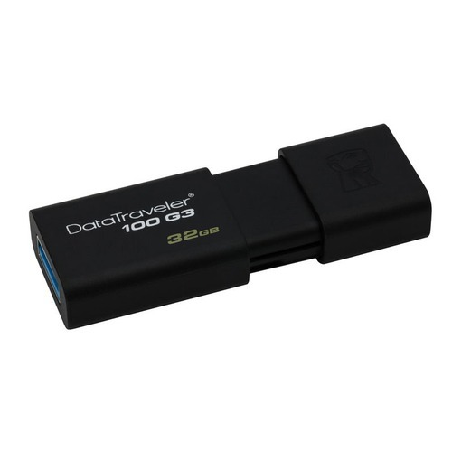 Clé USB 3.0 Kingston DataTraveler 100 G3 64 Go