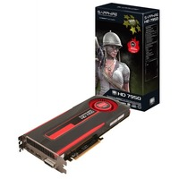 Carte graphique Sapphire Radeon HD 7950 With Boost, 3 Go  + jeux offerts !