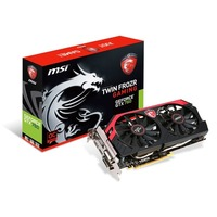 Carte graphique MSI GeForce GTX 760 Twin Frozr OC GAMING, 2 Go