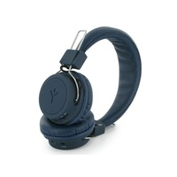 Casque arceau sans fil Bluetooth Ryght, R481221, Bleu