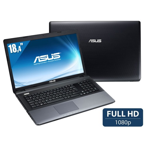 "Asus R900VB-YZ047H, 18.4"" Full HD"
