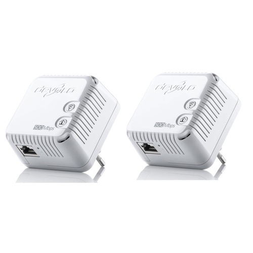 Pack de 2 adaptateurs CPL WiFi Devolo DEV_9077
