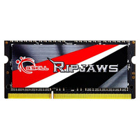 SO-DIMM DDR3 G.Skill Ripjaws, 8 Go, 1600 MHz, CAS 9