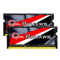 SO-DIMM DDR3 G.Skill Ripjaws - 16 Go (2 x 8 Go) 1600 MHz - CAS 9