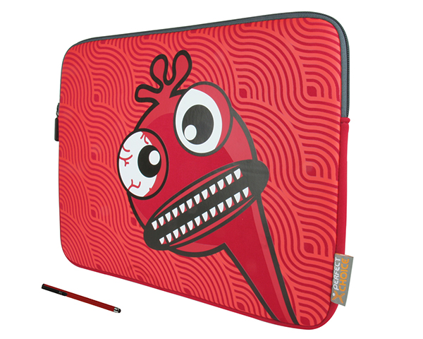 Housse stylet rouge pour tablette 10 39 39 perfect choice for Housse tablette 10 1