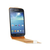 Etui Flip Blanc pour Samsung Galaxy S4 Mini, Swiss Charger