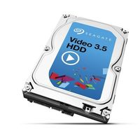 Seagate Video 3.5 HDD, 4 To